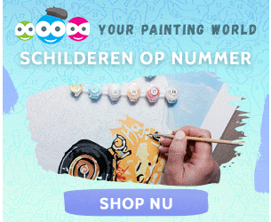 Your Painting World – schilderen op nummer!